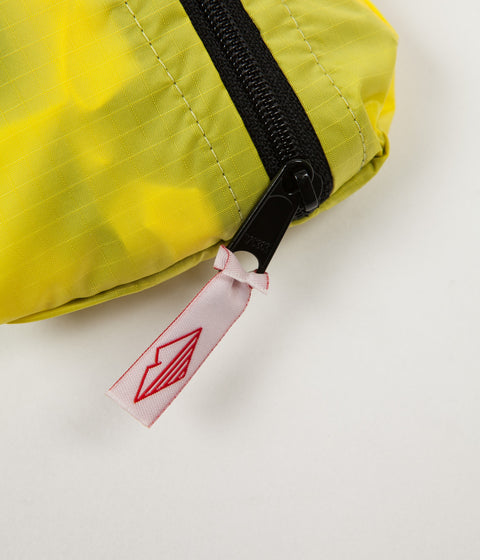 Battenwear Packable Tote Bag - Yellow / Black