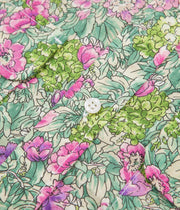 Battenwear Short Sleeve Camp Shirt - Flower Print
