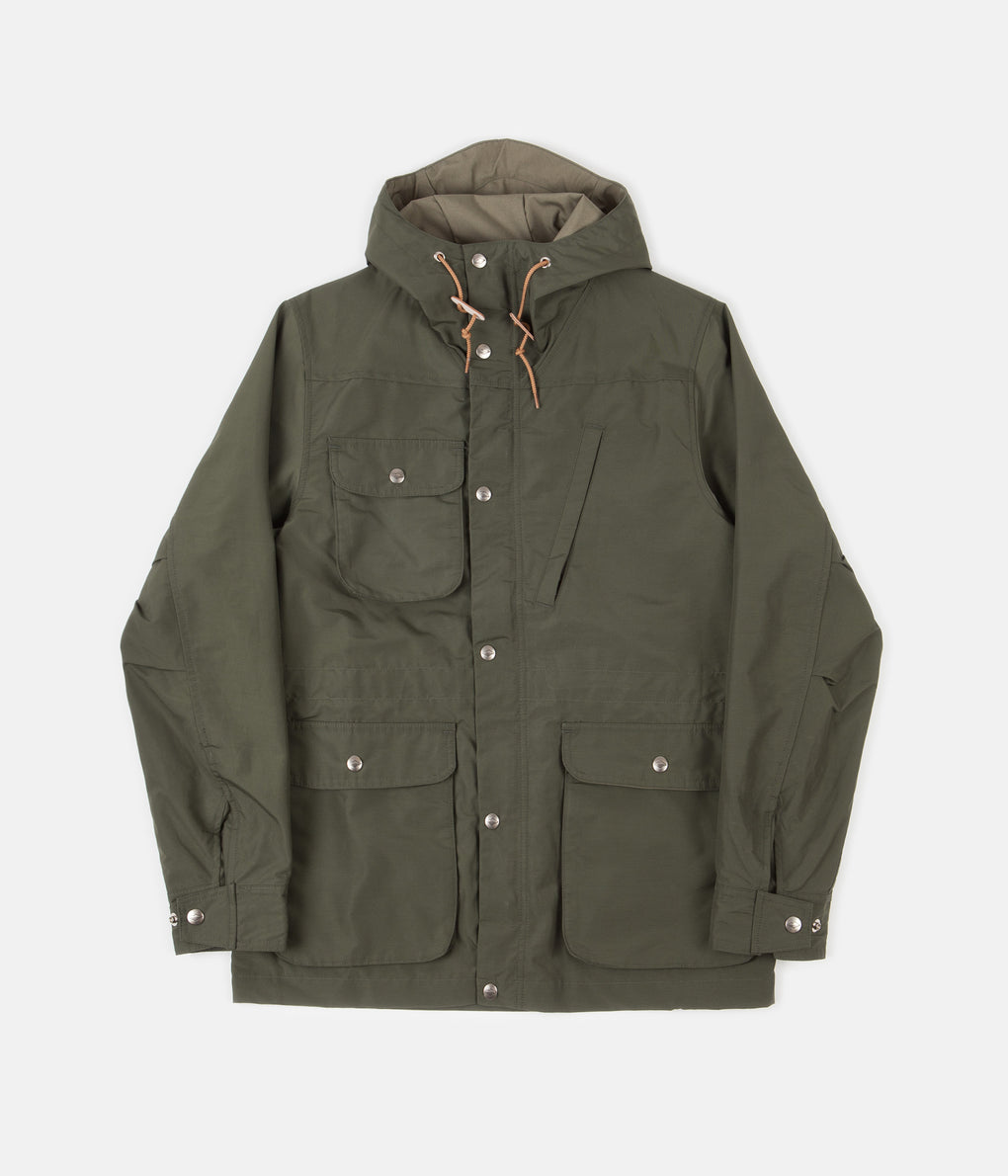 Battenwear Travel Shell Parka - Olive