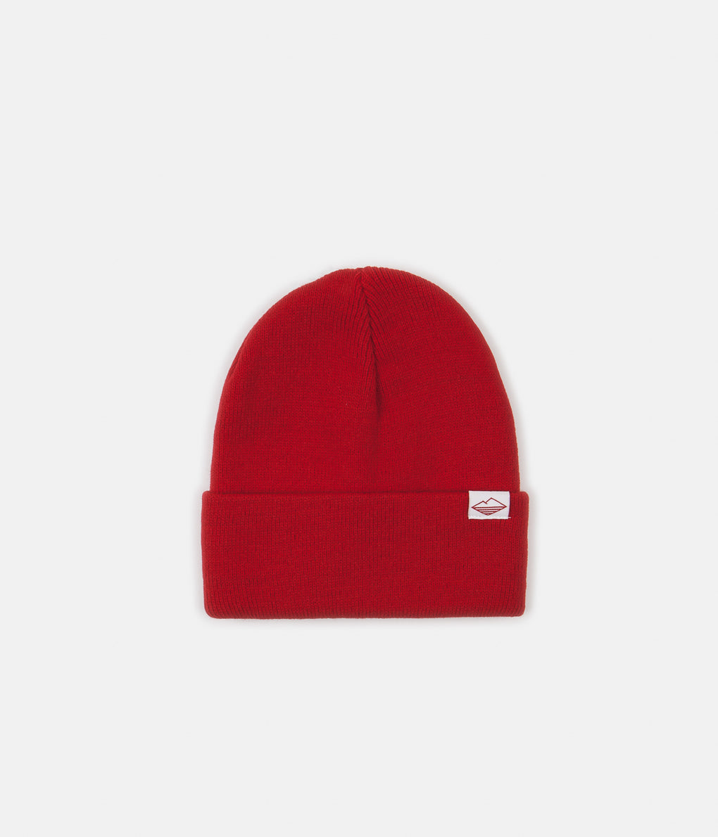 Battenwear Watch Cap - Dark Red