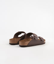 Birkenstock Arizona Sandals - Dark Brown