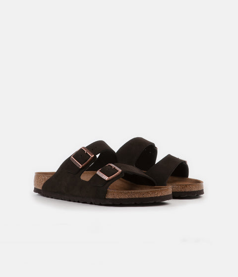 Birkenstock Arizona SFB Sandals - Mocca