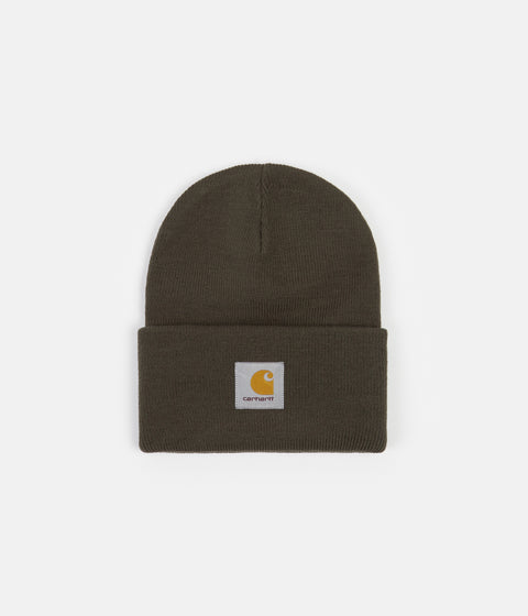 Carhartt Acrylic Watch Hat Beanie - Cypress