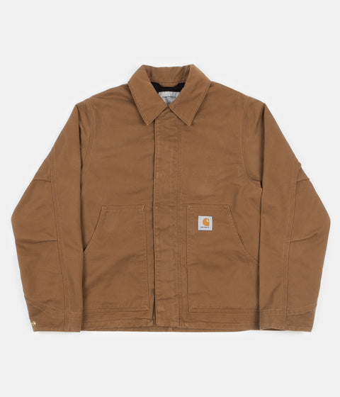 Carhartt Arcan Jacket - Hamilton Brown
