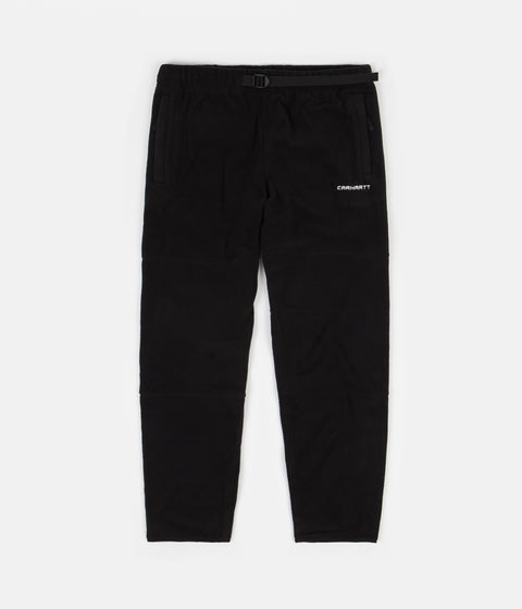 Carhartt Beaumont Sweatpants - Black / Wax