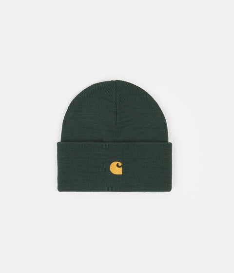 Carhartt Chase Beanie - Treehouse / Gold