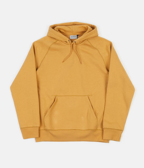 Carhartt Chase Hoodie - Winter Sun / Gold