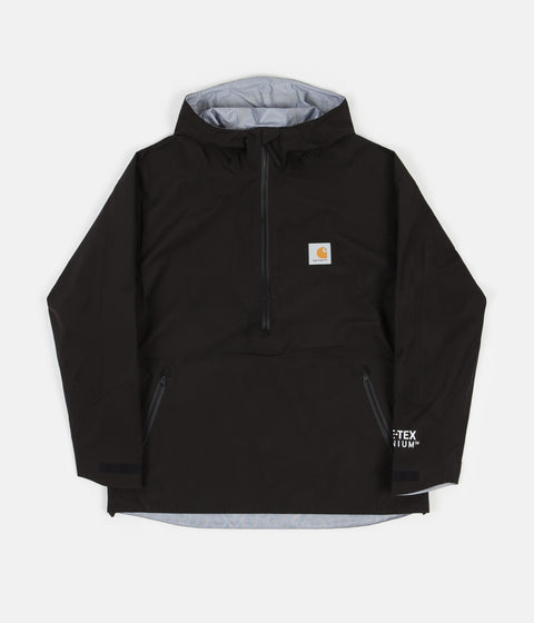 Carhartt Gore Tex Point Pullover Jacket - Black