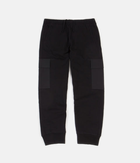 Carhartt Klicks Sweatpants - Black / Black