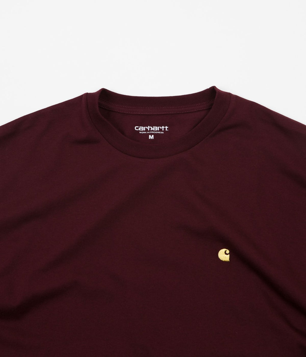 Carhartt Madison T-Shirt - Amarone / Beam
