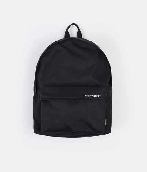 Carhartt Payton Backpack - Black / White