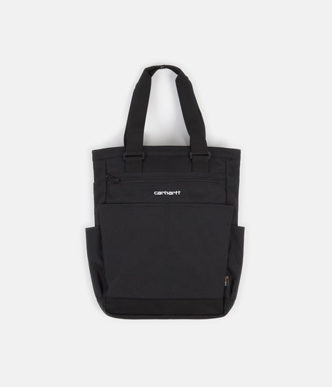 Carhartt Payton Kit Bag - Black / Black / White
