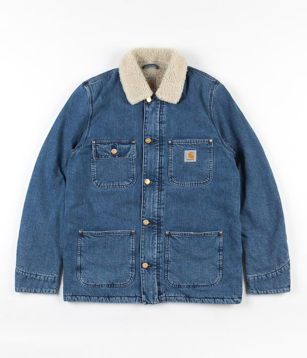 Carhartt Fairmount Coat - Blue