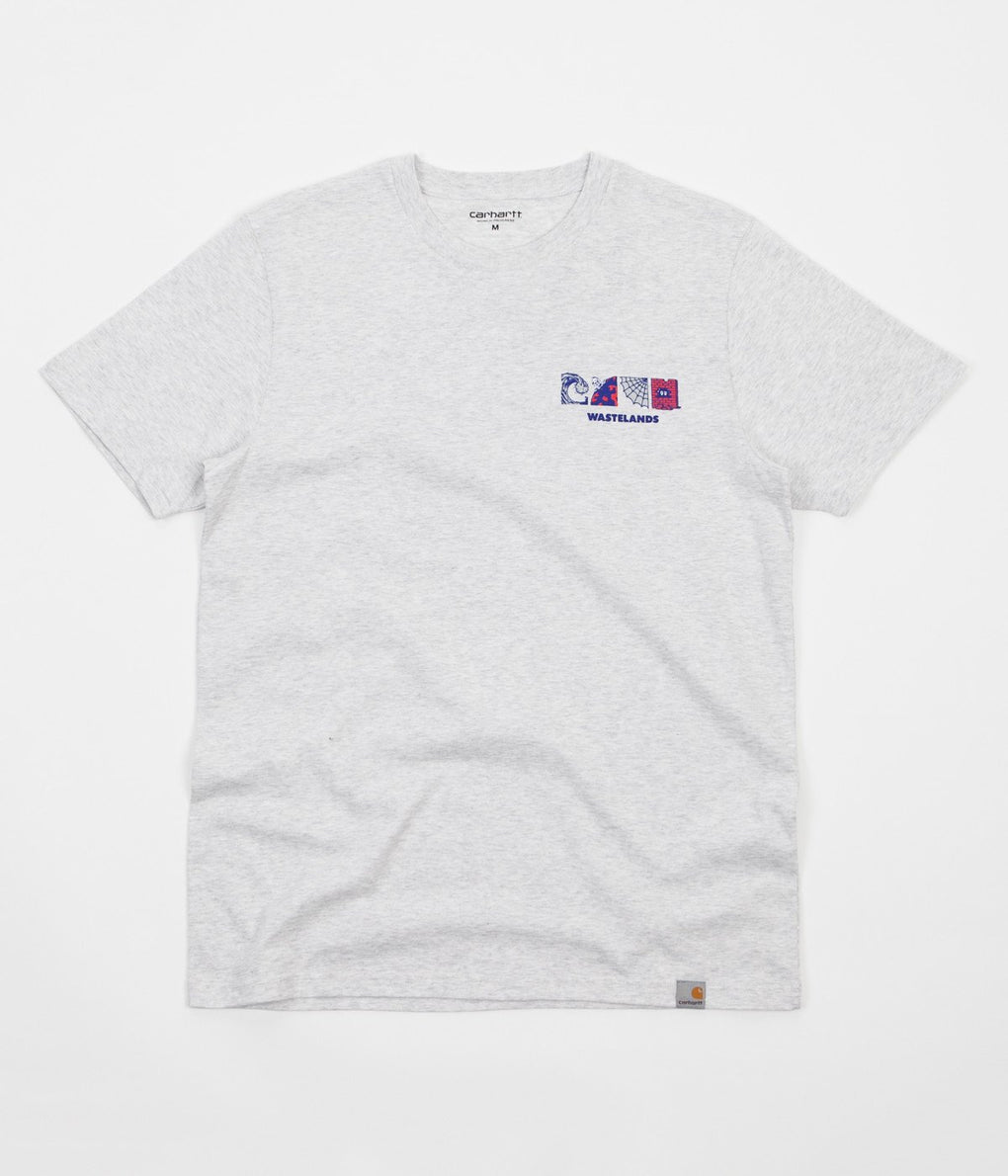 Carhartt Puzzle T-Shirt - Ash Heather