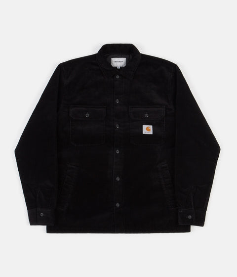 Carhartt Whitsome Shirt Jacket - Black
