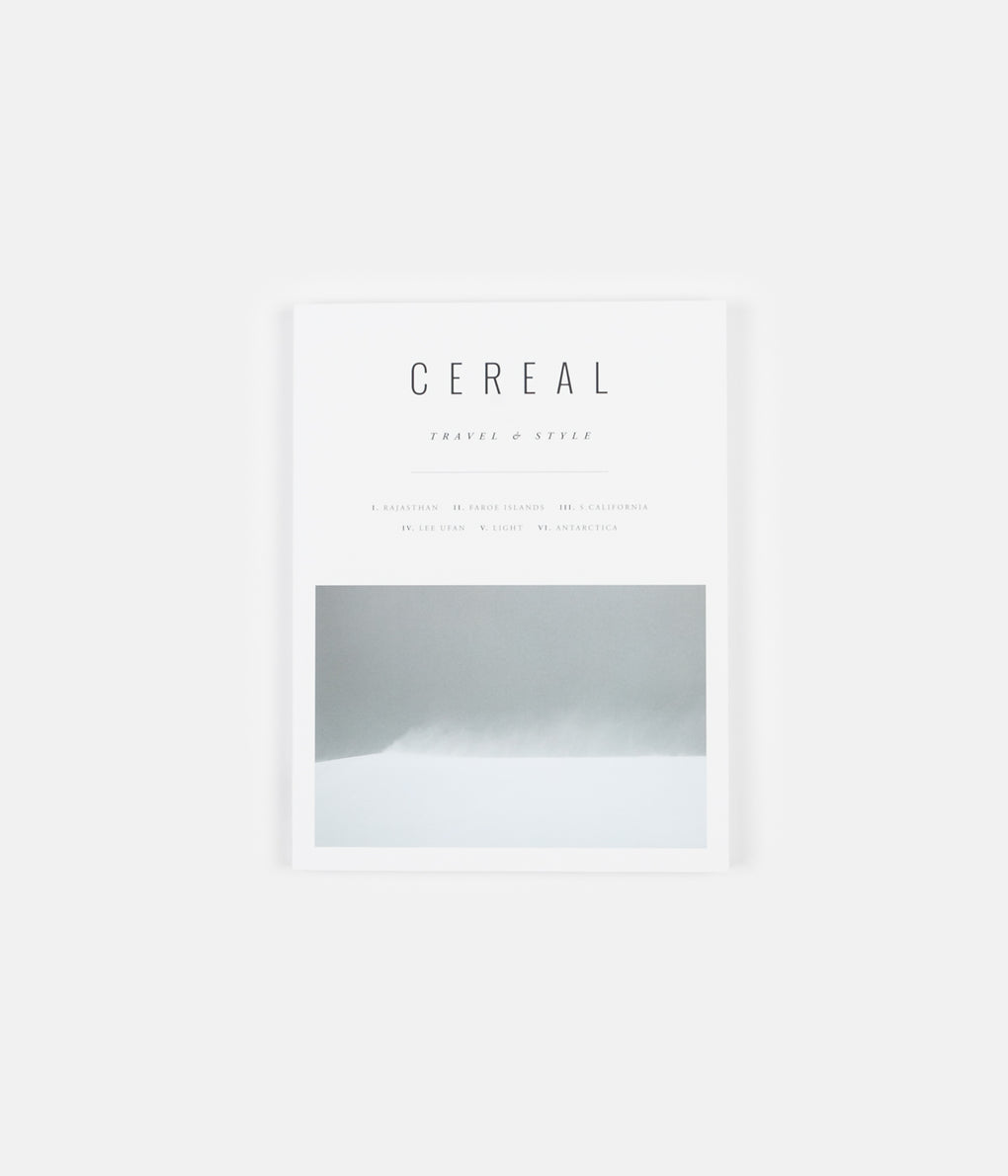 Cereal Magazine - Vol. 12