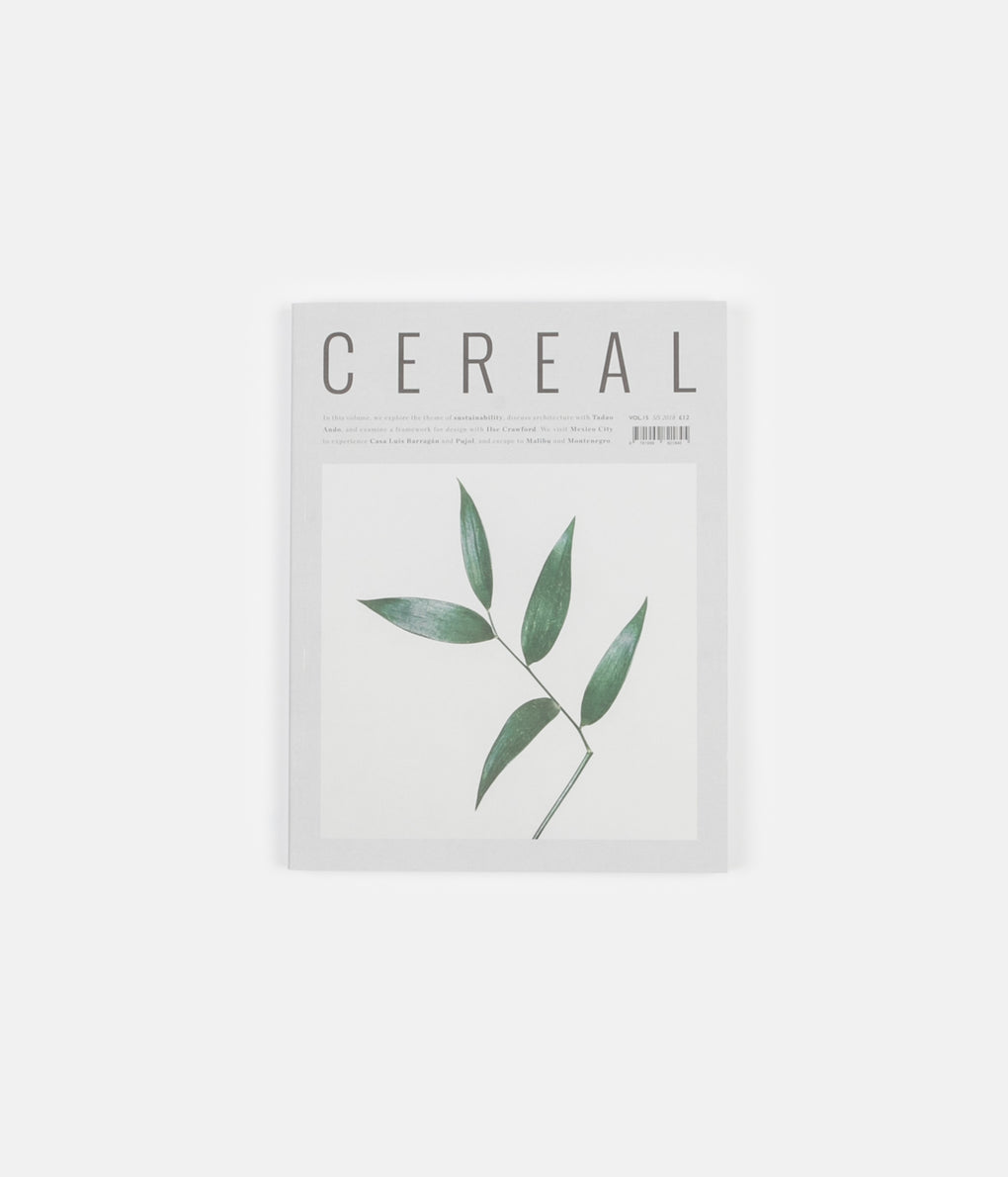 Cereal Magazine - Vol. 15