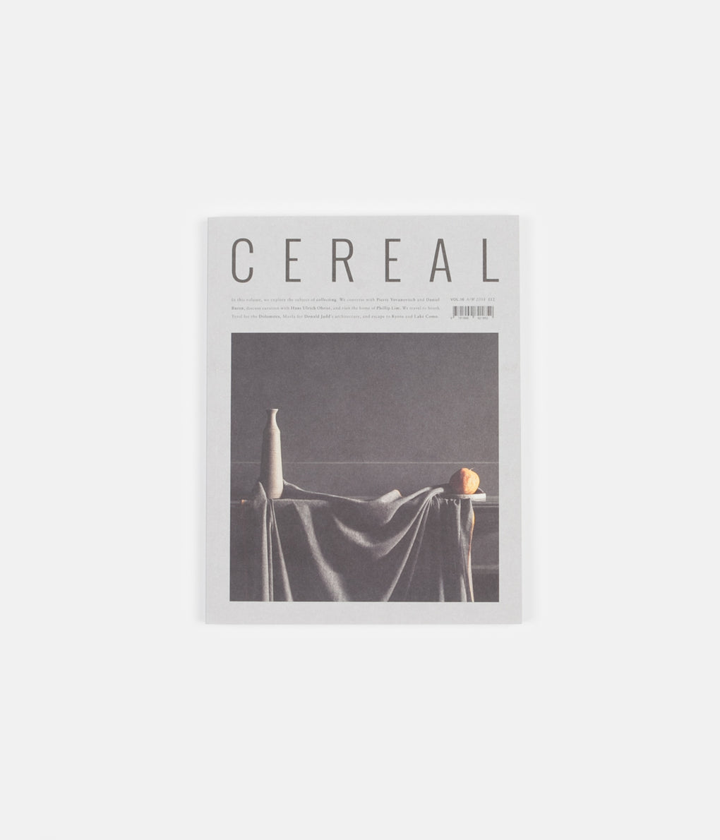 Cereal Magazine - Vol. 16