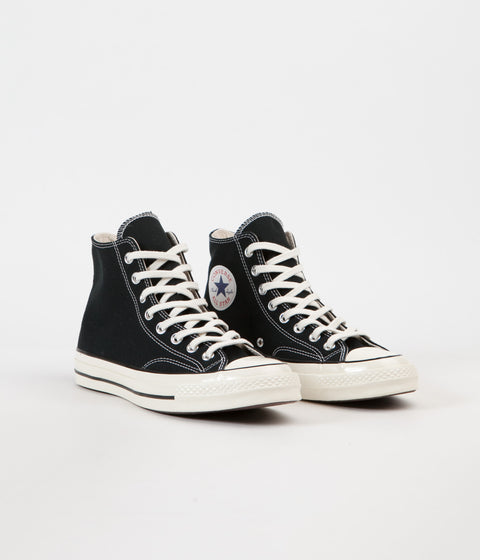 Converse CTAS 70's Hi Shoes - Black