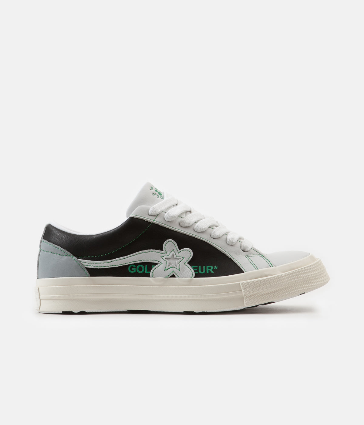 f935eac0ca46 ... Converse Golf Le Fleur Ox Shoes - Barely Blue   Black   Egret ...