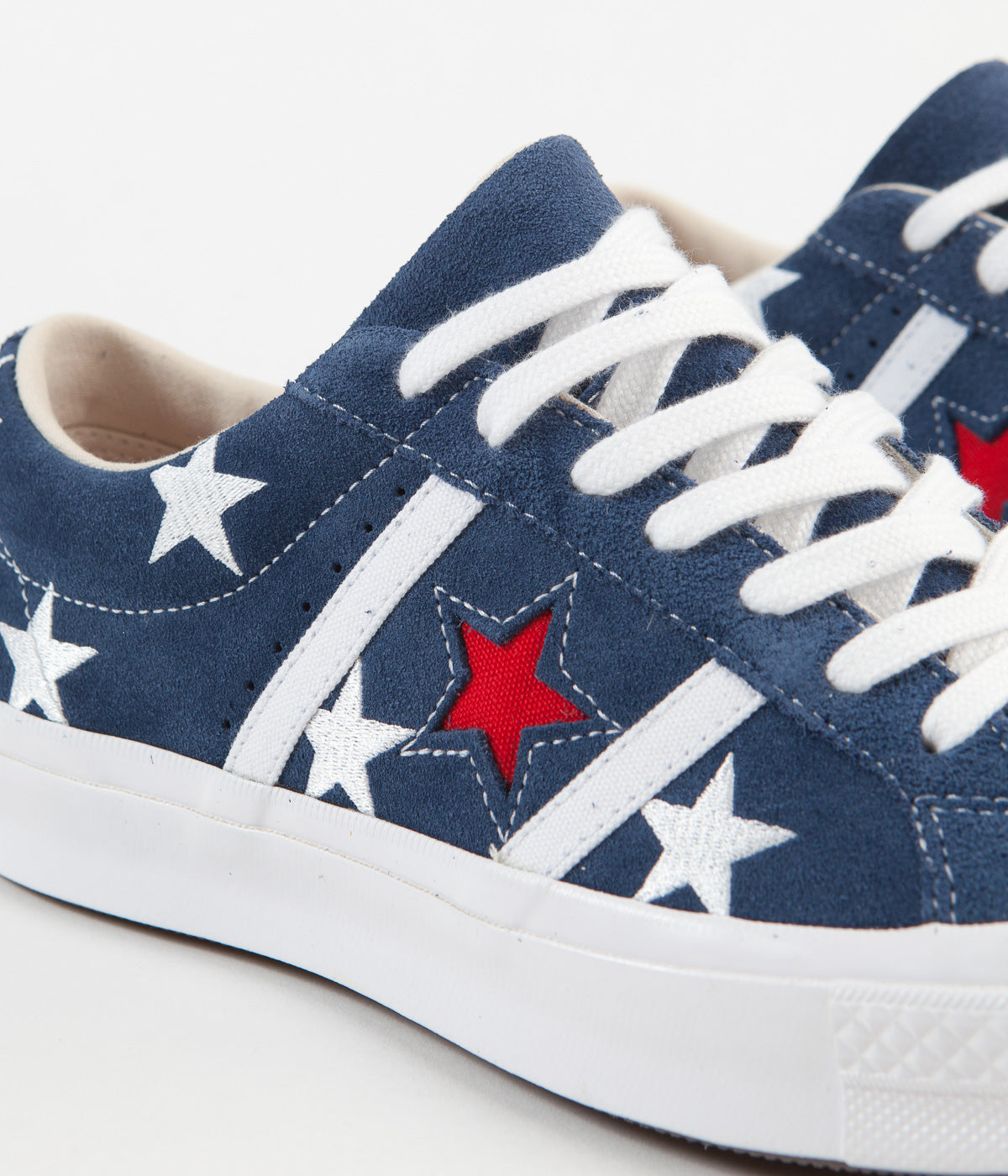 Converse One Star Academy Ox Archive Print Remixed Shoes