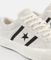 Converse One Star Academy Ox Shoes - Egret / Black / Egret