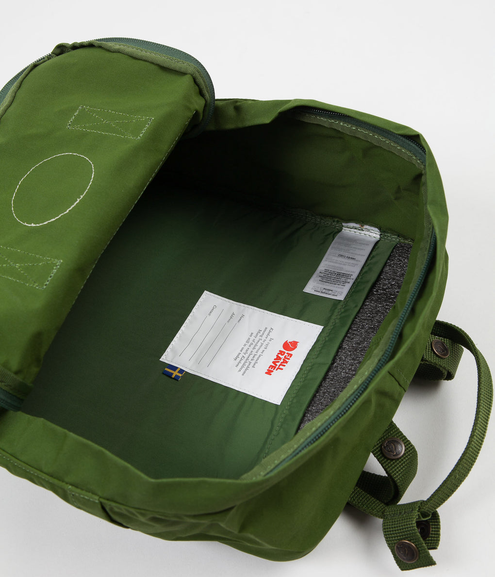 Fjällräven Kånken Backpack - Leaf Green