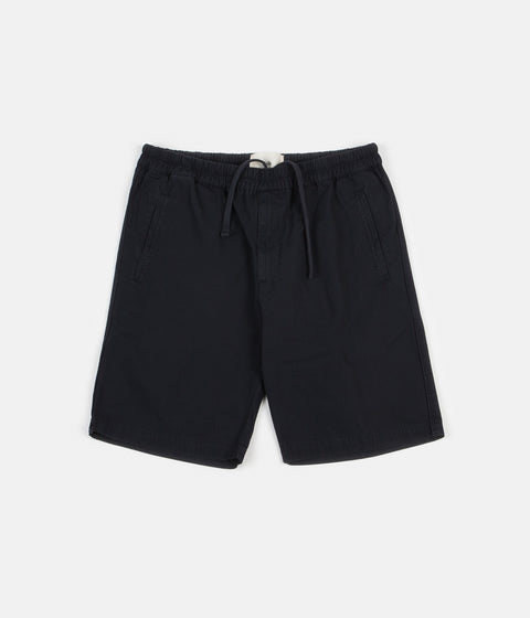 Folk Drawcord Assembly Shorts - Navy Ripstop