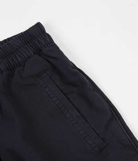 Folk Drawcord Shorts - Washed Navy