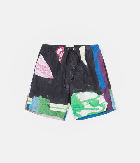 Folk Swim Shorts - Alfie Print
