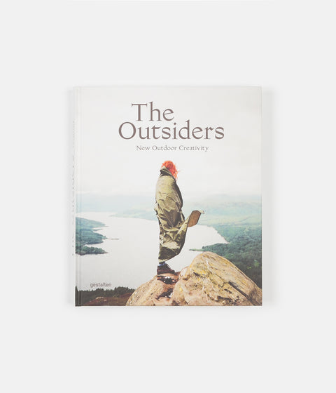 Gestalten The Outsiders; New Outdoor Creativity Book - Hardback