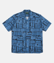 Gitman Vintage Camp Short Sleeve Shirt - NYC Courts
