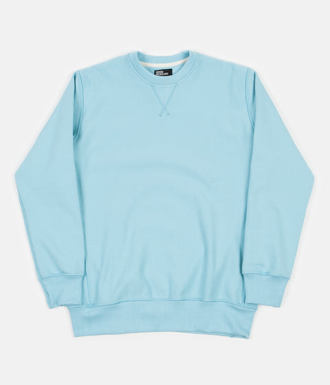 Good Measure M-21 'Lonely Hearts' Paul Crewneck Sweatshirt - Blue