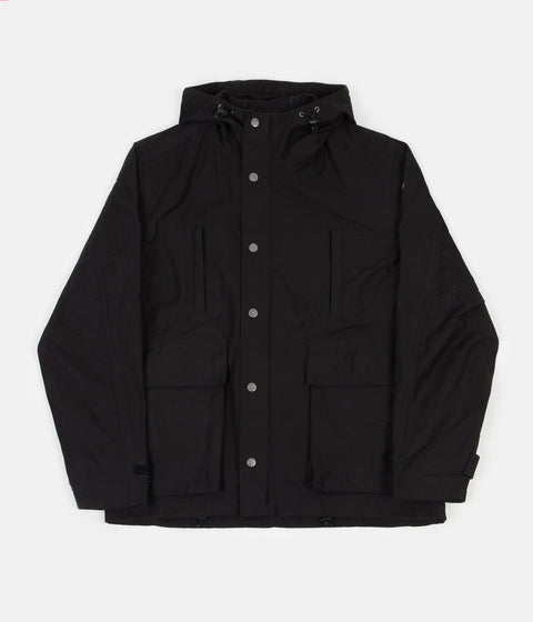 Gramicci Back Satin Mountain Parka - Black