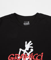 Gramicci Japan Logo Long Sleeve T-Shirt - Black