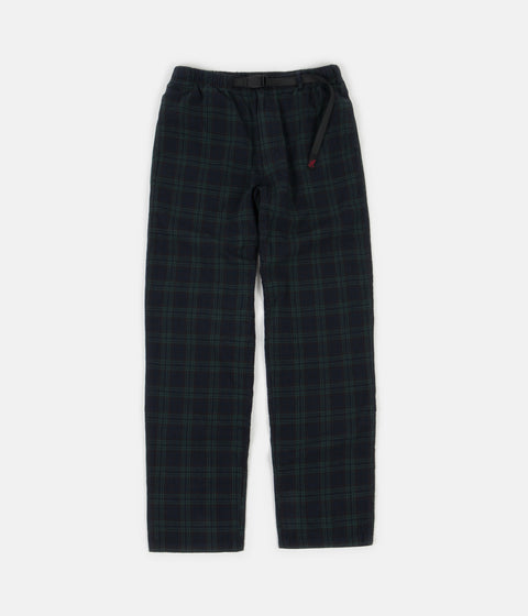 Gramicci Linen Cotton G-Pants - Black Watch