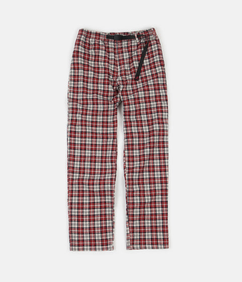 Gramicci Linen Cotton G-Pants - Madras