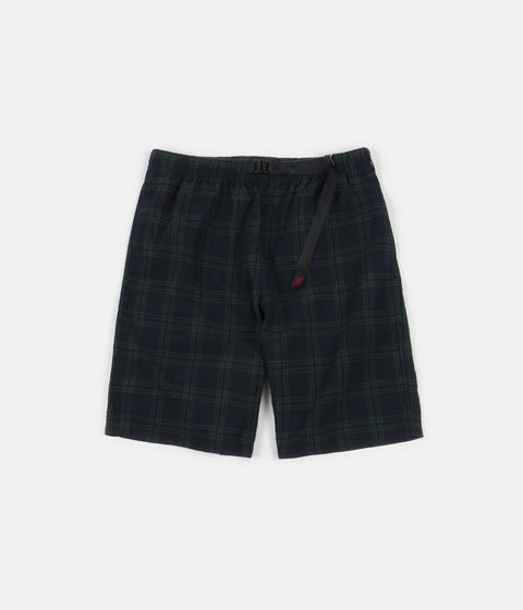 Gramicci Linen Cotton G-Shorts - Black Watch