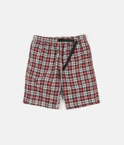 Gramicci Linen Cotton G-Shorts - Madras
