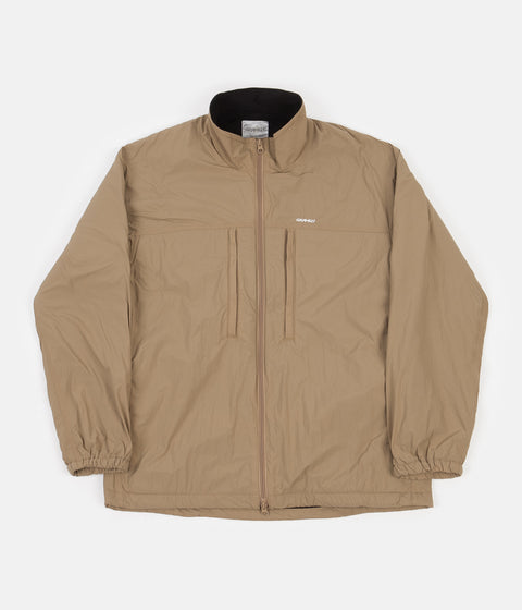 Gramicci Nylon-Fleece Truck Jacket - Chino