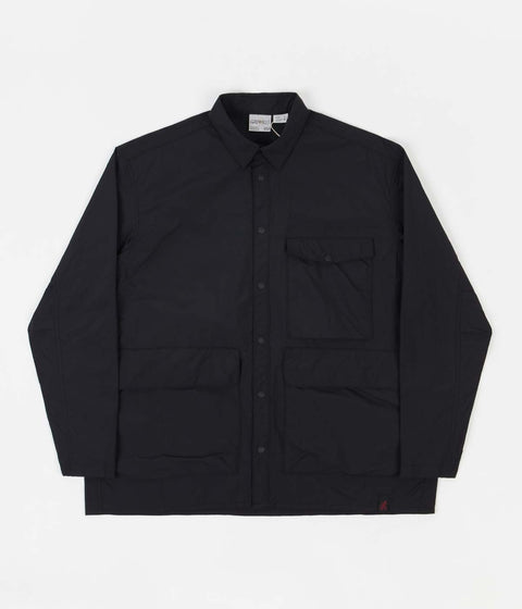 Gramicci Packable Utility Shirt - Black