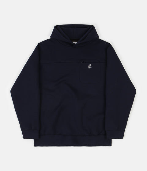 Gramicci Tech Knit Parka - Double Navy