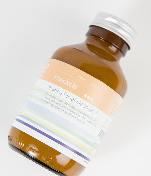 Haeckels Marine Facial Cleanser - 100ml
