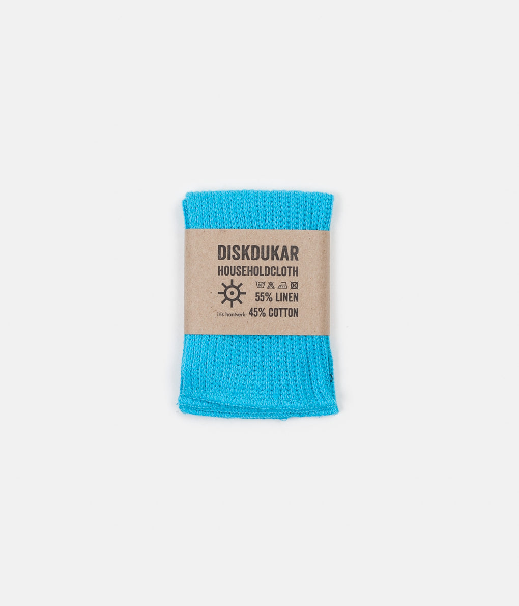 Iris Hantverk Household Cloth - Aqua