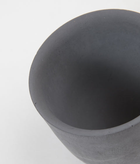 Iris Hantverk Toilet Brush - Dark Grey Concrete