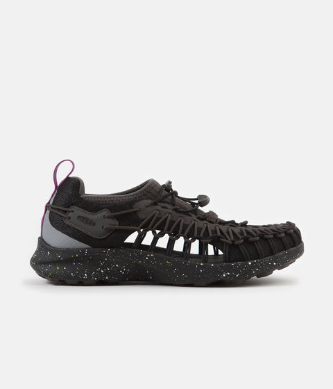 Keen Uneek SNK Shoes - Black / Spray