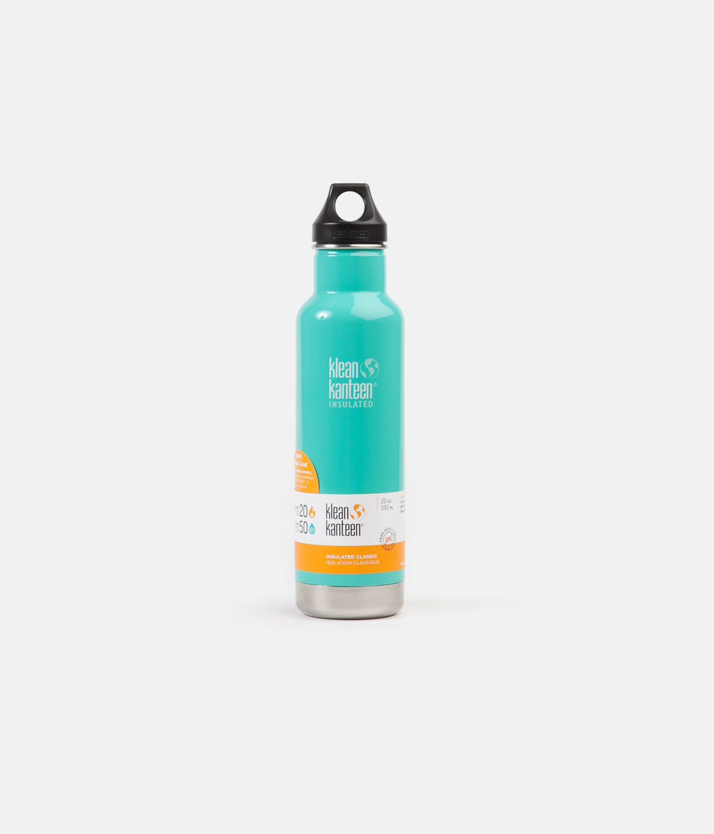 Klean Kanteen Classic 592ml Vacuum Insulated Flask - Sea Crest