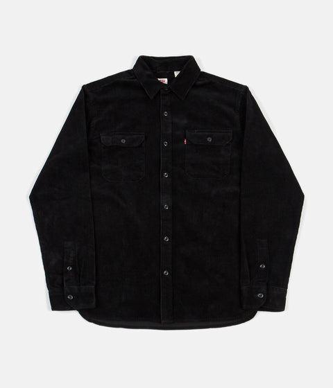 Levi's® Red Tab™ Jackson Worker Shirt - Jet Black