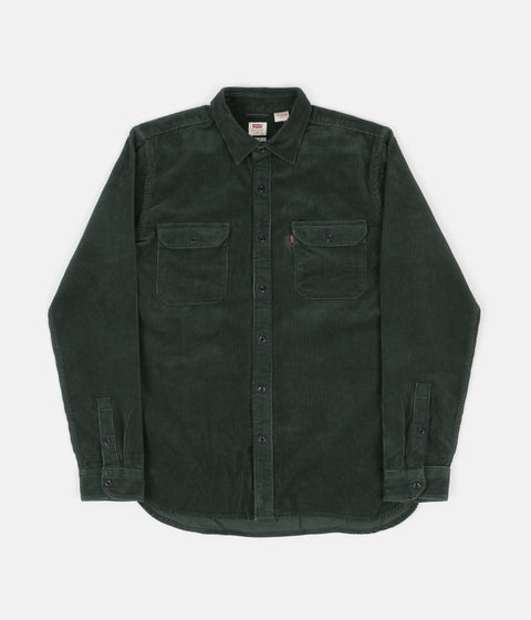 Levi's® Red Tab™ Jackson Worker Shirt - Python Green