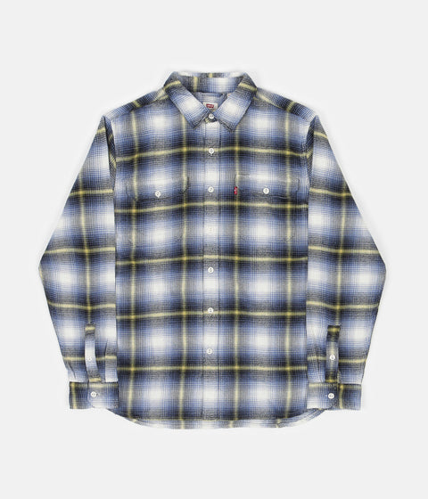 Levi's® Red Tab™ Jackson Worker Shirt - Wildomar Almond Milk